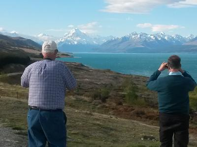 Small Group New Zealand Tours Tekapo
