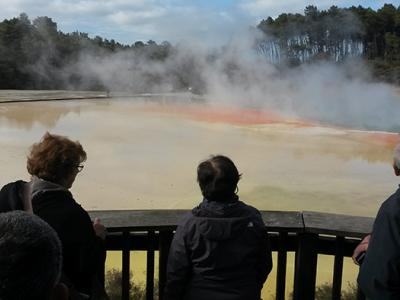 Small Group New Zealand Tours Thermal