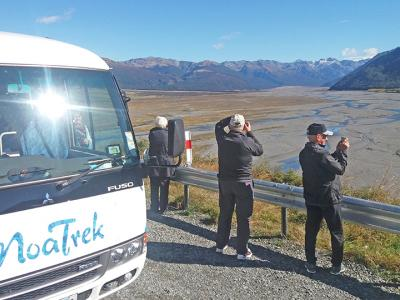Small Group New Zealand Tours Waimakariri
