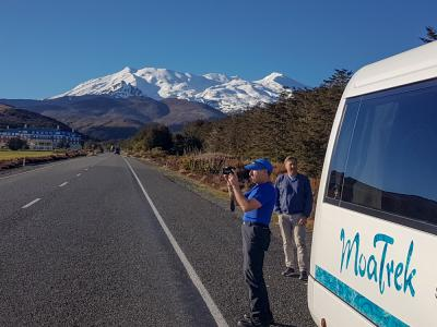 Explore Tongariro National Park