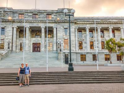 Sightseeing in Wellington - The capital of New Zealand