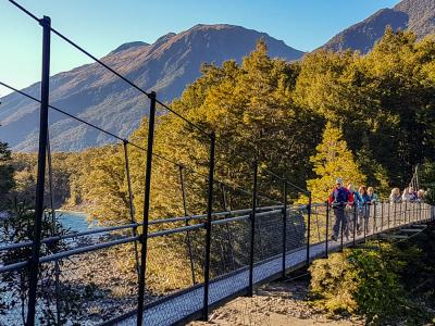 Wanaka Blue Pools Walk