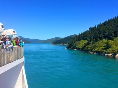 Cruise the Marlborough Sounds