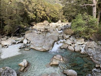 Views of the Routeburn River