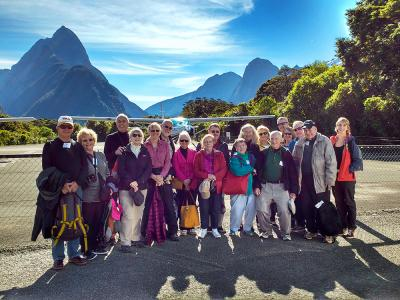 Milford Sound Scenic Flight - MoaTrek Small Group Tours