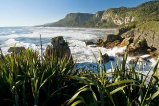New Zealand's beautiful West Coast