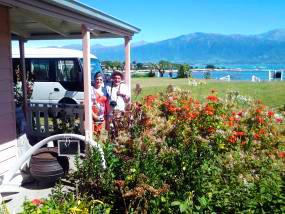 Sue and Derek having a wonderful day in New Zealand - Tour Review