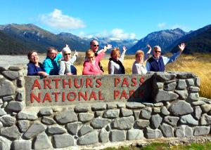 Lovely day with satisfied people at Arthur's Pass National Park - Tour Review