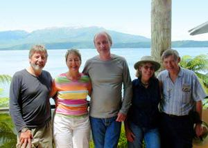 MoaTrek guests enjoying their time in New Zealand - Tour Review
