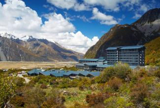 Aoraki/Mount Cook, The Hermitage Hotel