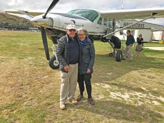 Just flown back from Milford - MoaTrek tour review Eric McFerran