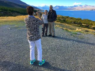 Views of Lake Pukaki and Mt Cook - MoaTrek Tour Review