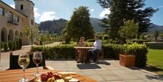 Soak up the natural beauty of Hanmer Springs at the Heritage Hotel - MoaTrek Tour Accommodation