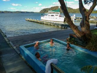 Lake Rotoiti Hot Pools