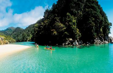 Able Tasman National Park Kayaks