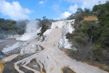 Amazing geothermal wonders of New Zealand