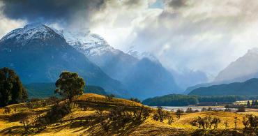 Middle Earth like Dart Valley near Queenstown - NZ South Island Itinerary