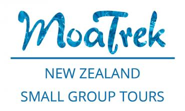 MoaTrek New Zealand Small Group Tours logo
