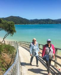 MoaTrek Abel Tasman National Park Walking Track