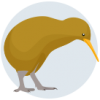 MoaTrek Kiwi Icon